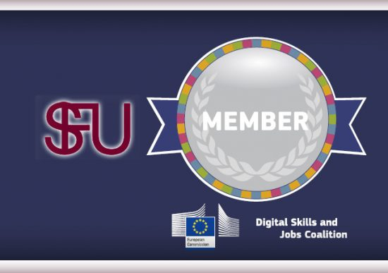SFU is now a member of the Digital Skills and Jobs Coalition