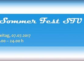 SFU Sommerfest 2017