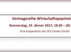 PSY | Vortrag: Recruiting & Personalentwicklung – Vortragsreihe Wirtschaftspsychologie