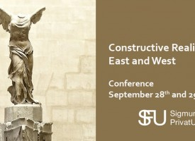Conference: Constructive Realism in East and West