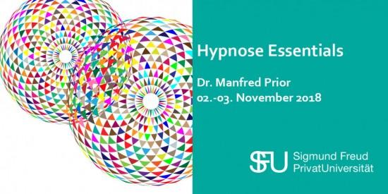 PTW   Seminar: Hypnose Essentials