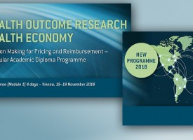 MED | Universitätslehrgang Health Outcome Research / Health Economy